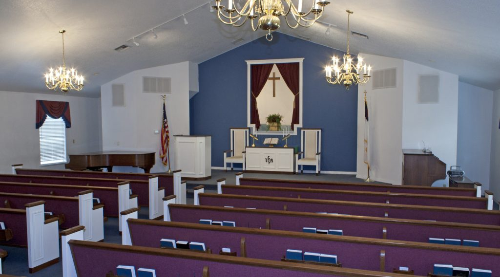 Orlando Christ Community Church Chapel